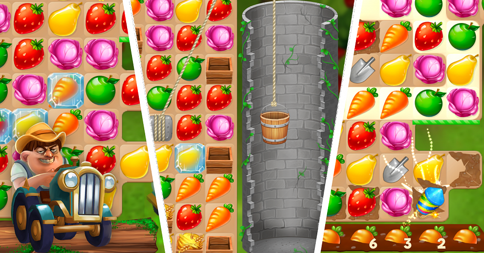 Screenshot № 5. Download Jane's  Village and more games from Realore website