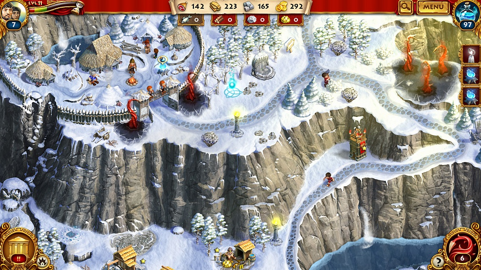 Screenshot № 9. Download Roman Adventures: Britons. Season 1 and more games from Realore website