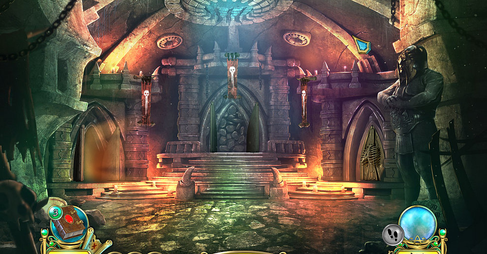 Screenshot № 2. Download Myths of Orion and more games from Realore website