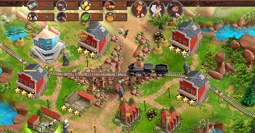 Screenshot № 1. Download Country Tales and more games from Realore website