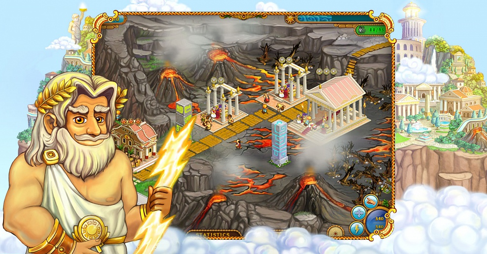 Screenshot № 2. Download All my Gods and more games from Realore website