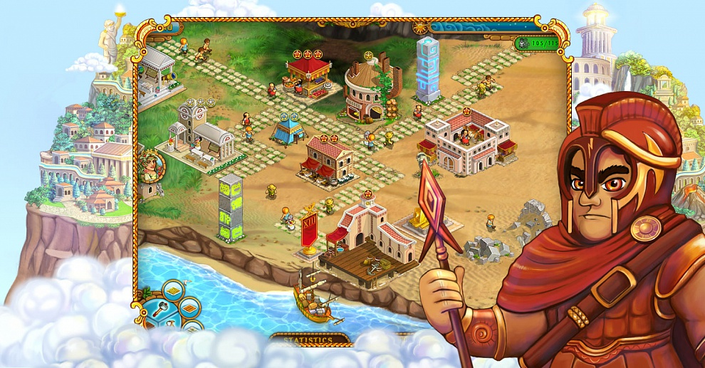 Screenshot № 3. Download All my Gods and more games from Realore website