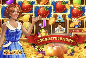 announcement picture Jane's Casino: Slots