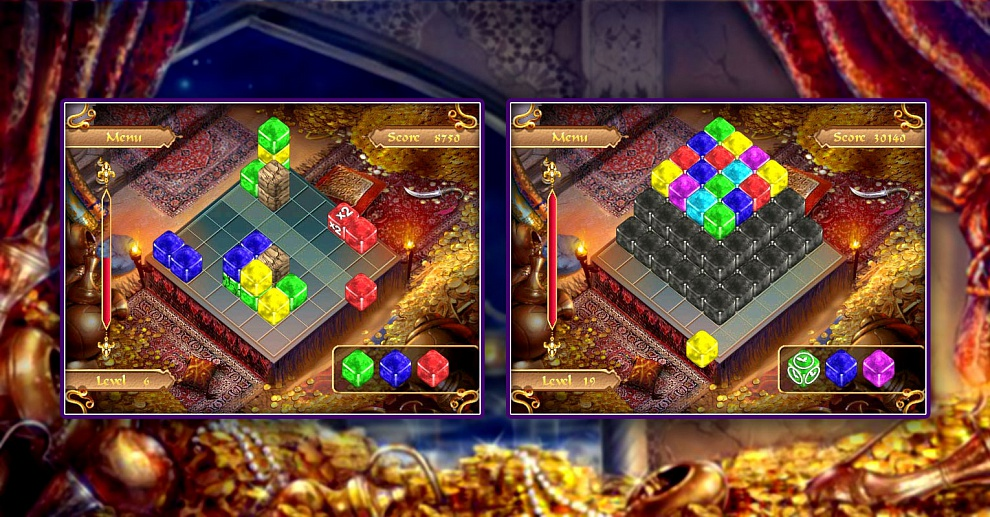 Screenshot № 1. Download Treasure of Persia and more games from Realore website