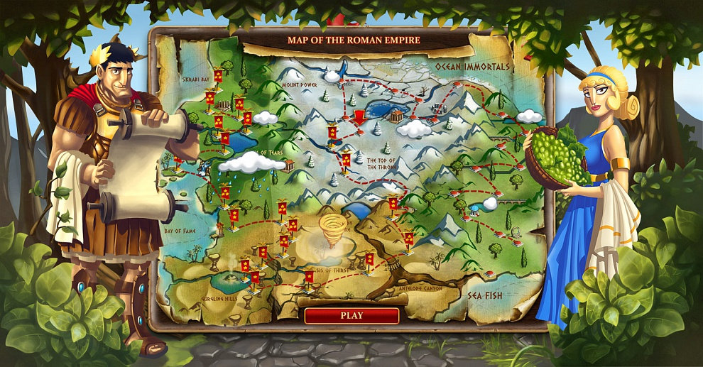 Screenshot № 6. Download When In Rome and more games from Realore website