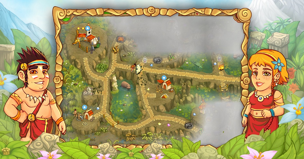 Screenshot № 7. Download Island Tribe 3 and more games from Realore website