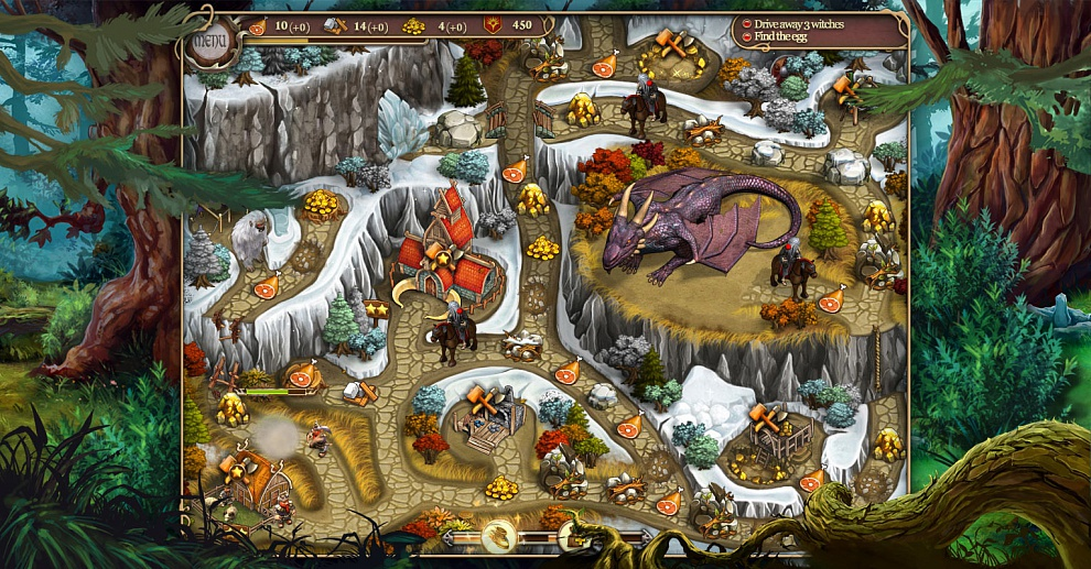 Screenshot № 5. Download Northern Tale 4 and more games from Realore website