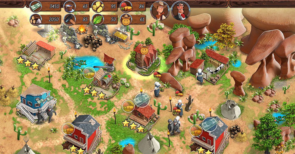 Screenshot № 5. Download Country Tales and more games from Realore website