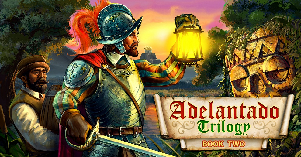 Screenshot № 1. Download Adelantado Trilogy. Book Two and more games from Realore website