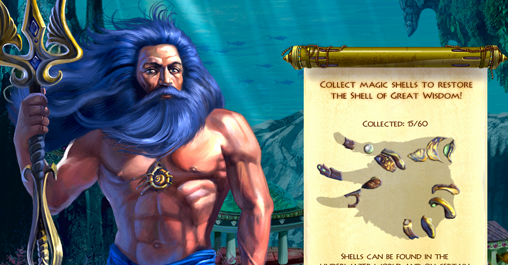 Screenshot № 3. Download Heroes Of Hellas Origins: Part One and more games from Realore website