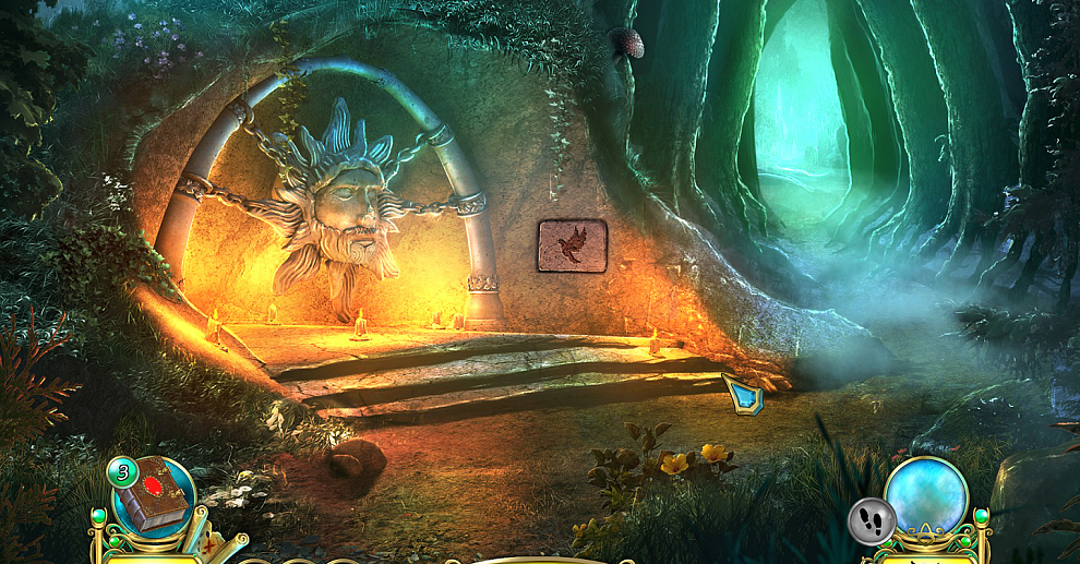 Screenshot № 1. Download Myths of Orion and more games from Realore website