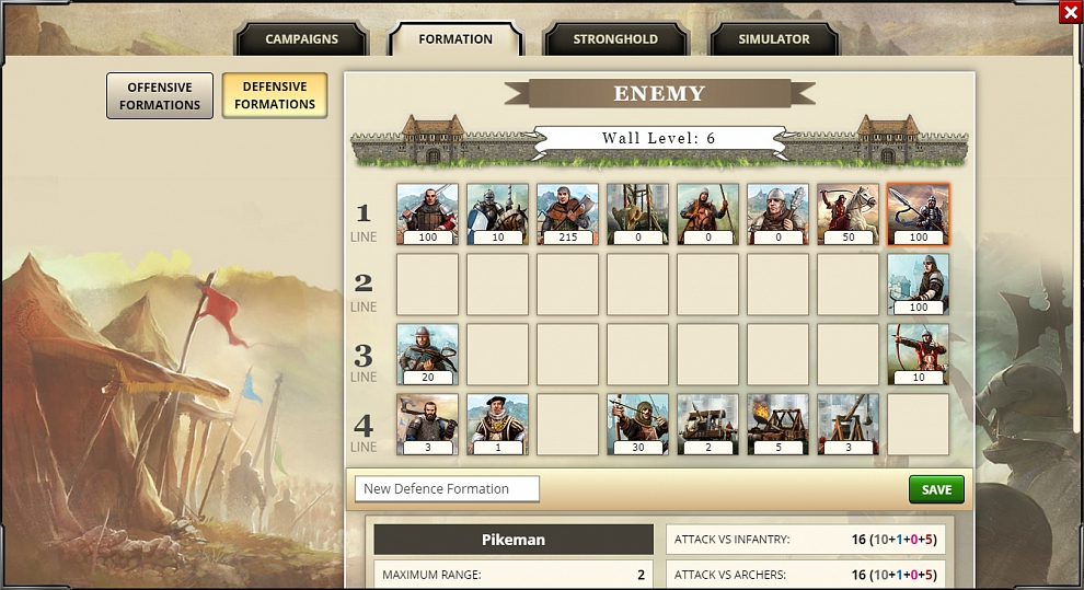 Screenshot № 4. Download Khan Wars and more games from Realore website