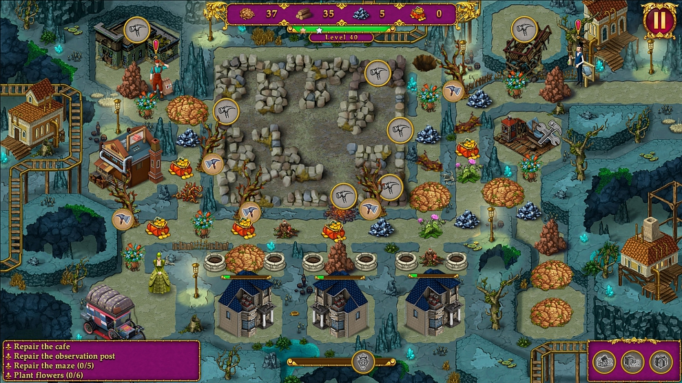 Screenshot № 7. Download Royal Life: Hard to be a Queen and more games from Realore website