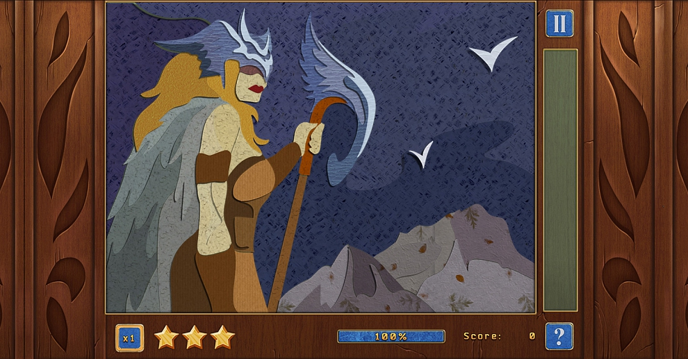 Screenshot № 5. Download Mosaic: Game of Gods III and more games from Realore website