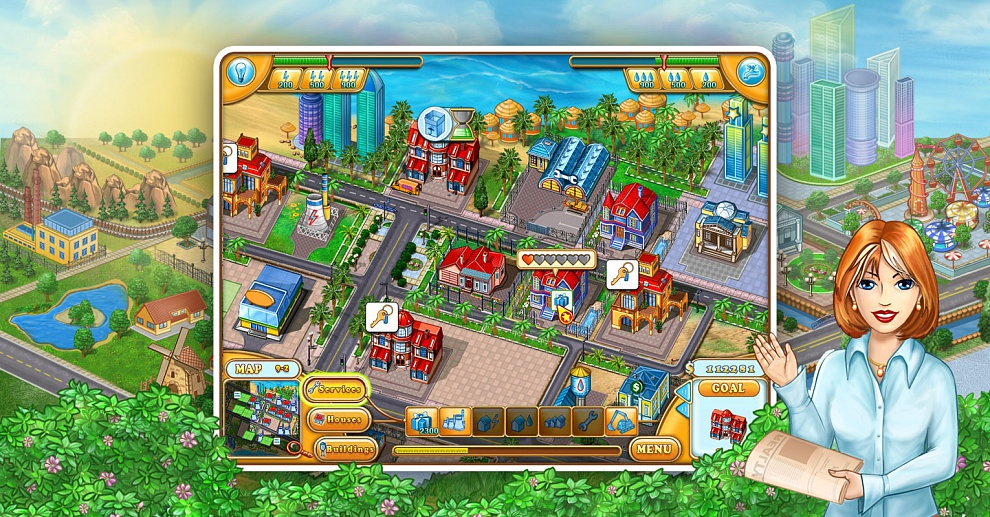 Screenshot № 3. Download Jane's Realty and more games from Realore website