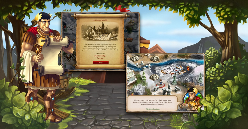 Screenshot № 4. Download When In Rome and more games from Realore website